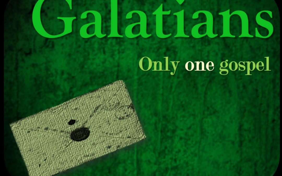 Galatians 5, (Chapter 5)