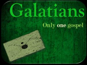 Galatians lesson 4