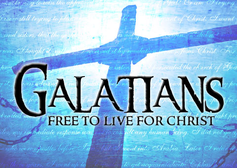 Galatians Lesson 6 (Chapter 6)