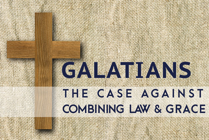 Galatians Lesson 4, (Chapter 4)