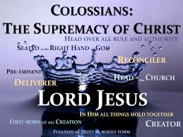 Colossians Lesson 3
